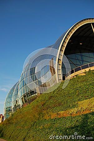 The Sage, Gateshead, UK
