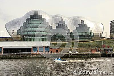 Sage over the River Tyne