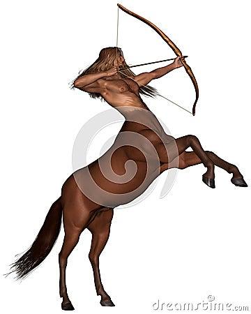 Sagittarius the archer - rearing