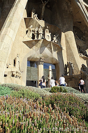 Free Sagrada Familia Stock Images - 21654214