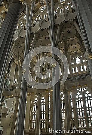 Sagrada Familia 04 Editorial Image