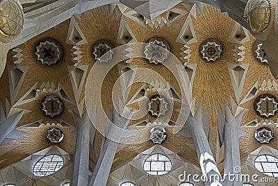 Sagrada Familia 05 Editorial Photo