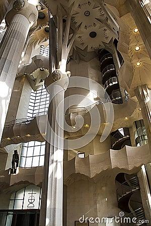 Sagrada Familia 06 Editorial Photography