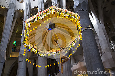 Sagrada Familia 16 Editorial Photography