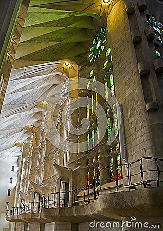 Sagrada Familia 26 Editorial Photography