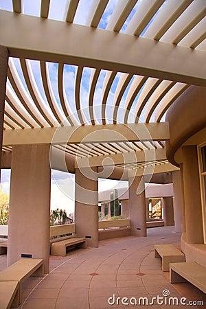 Saguaro Visitor center