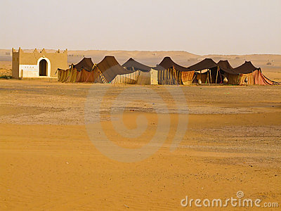 Sahara - migratory habitation