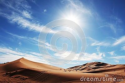 Sahara-Wüste
