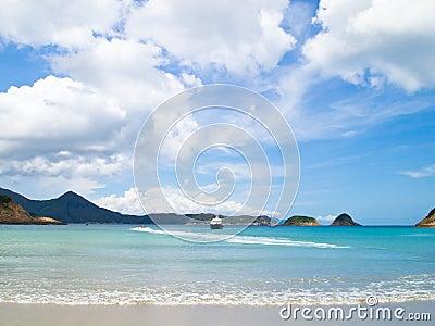 Sai Wan Beach Coast