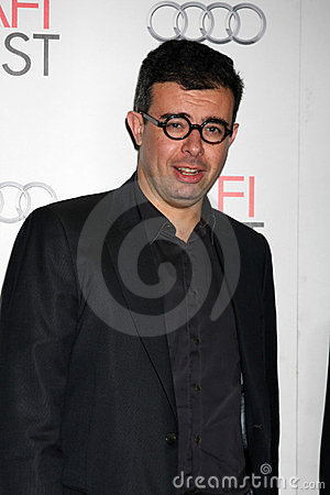 Said Ben Said arrives at the AFI FEST 2011 Gala Screening of  Editorial Image