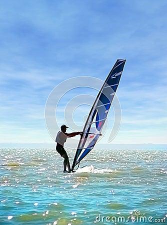 Free Sail Royalty Free Stock Photography - 2316107