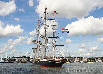 Sail Amsterdam Editorial Photo