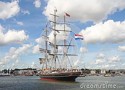 Sail Amsterdam Editorial Photo