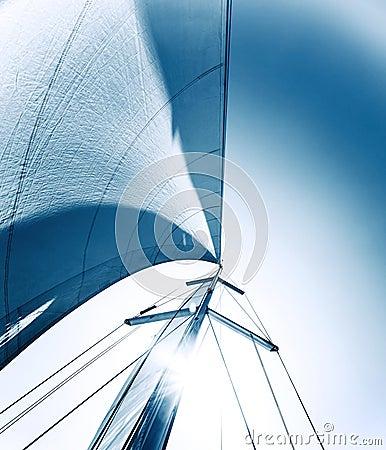 Sail background