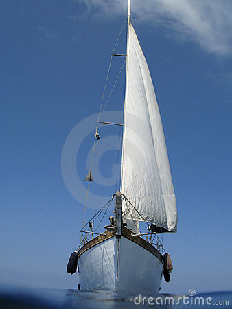 Free Sail Boat Royalty Free Stock Images - 10813389