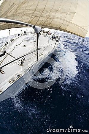 Free Sail Boat Royalty Free Stock Image - 3394716