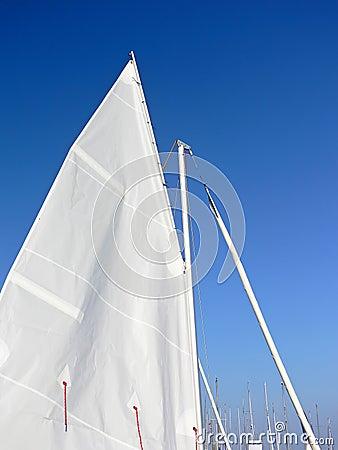 Free Sail Detail Stock Photo - 6210970