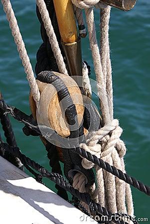 Sail rigging 3
