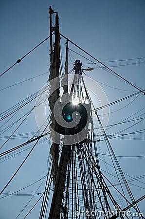 Sail Sillouette