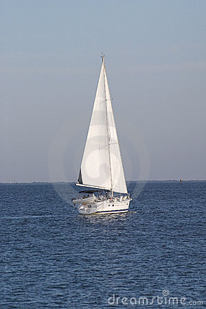 Free Sailboat 1 Royalty Free Stock Photos - 143098