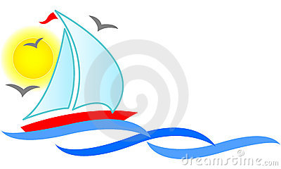 Sailboat Abstract/eps