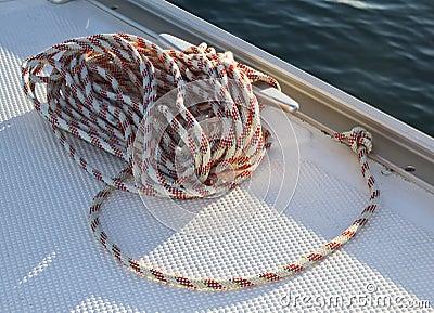 Sailboat cord
