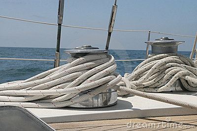 Sailboat Winches