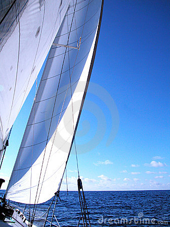 Free Sailing Royalty Free Stock Photography - 112187