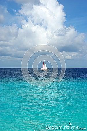 Free Sailing Royalty Free Stock Photography - 18119597