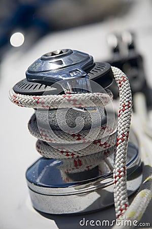 Free Sailing Royalty Free Stock Photography - 4499167