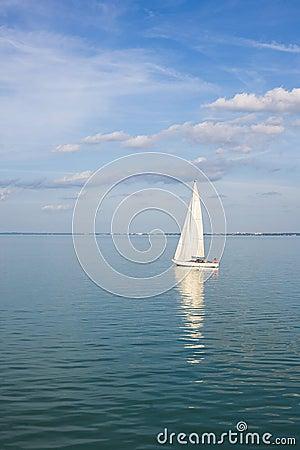 Free Sailing Away Stock Image - 20771671