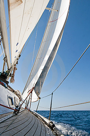Free Sailing Boat Stock Images - 14281354