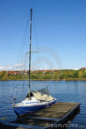 Free Sailing Boat Royalty Free Stock Image - 7773886
