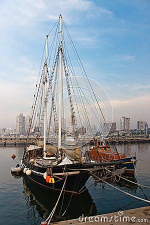 Sailing Boat Marina Punta del Este Uruguay