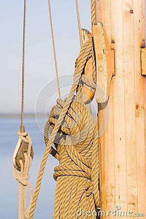 Free Sailing Cord Stock Photos - 12284293