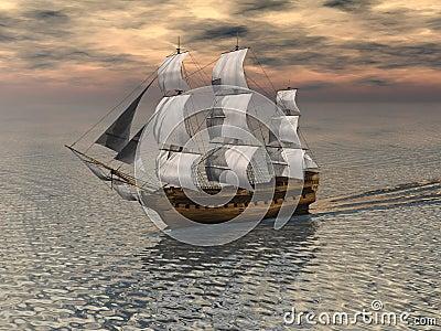 Sailing Ship 2