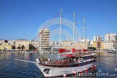 Sailing ship Editorial Image
