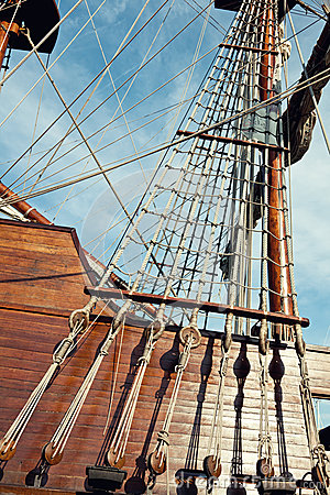 Free Sailing Ship Royalty Free Stock Photography - 29365077