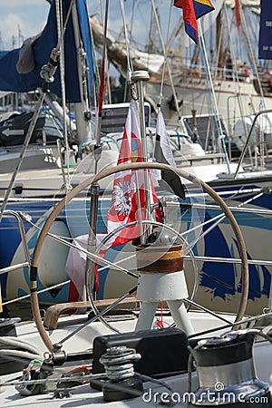 Free Sailing Ship Stock Image - 2940671