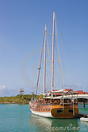 Sailing ship/vessel