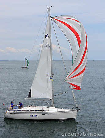 Sailing ships regatta Editorial Photo