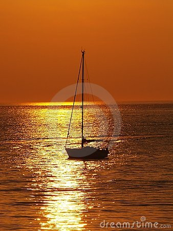 Sailing Sunset