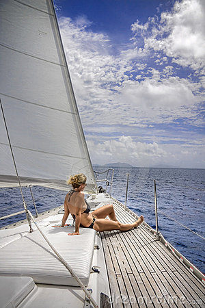 Sailing in the tropics