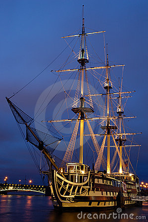 Free Sailing Vessel Stock Photography - 7336982