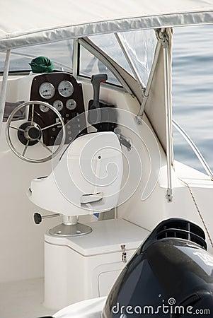 Free Sailor Boat Cockpit Stock Photo - 10184950