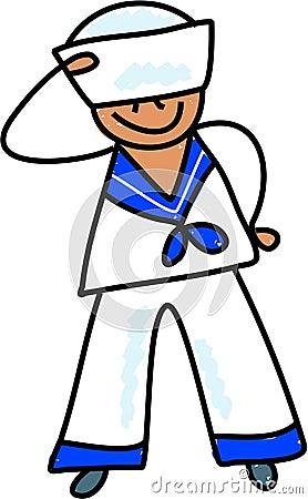 Sailor kid