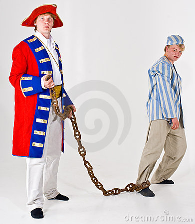 Sailor and prisoner
