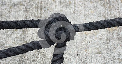 Sailor s knot rope