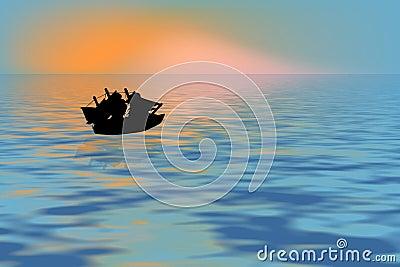 Sailor ship