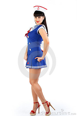 Sailor woman